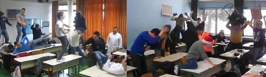 Kako ravnatelji vide Harlem Shake u razredu: U Koprivnici im podijelili ukore, u Splitu ih ravnateljica pohvalila