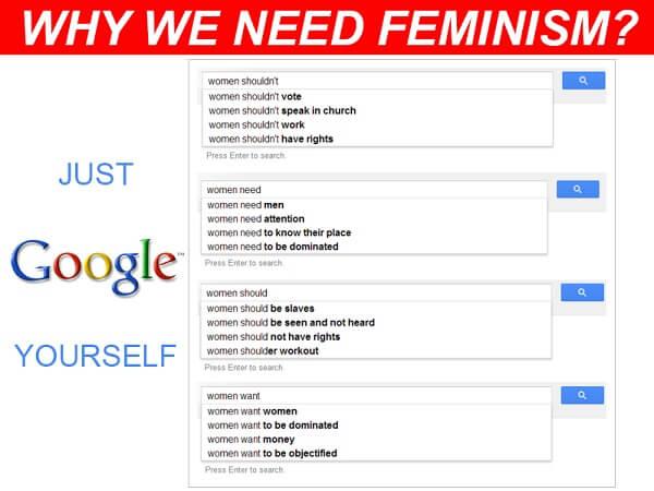 Zašto trebamo feminizam?