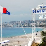 Plage Beau Rivage in Nice, France
