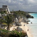 Mexico's Tulum beach