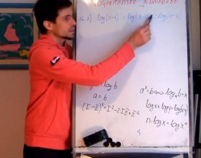 Profesor svima dijeli besplatne instrukcije iz matematike