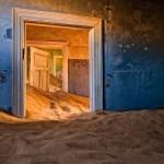 Kolmanskop u pustinji Namib