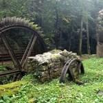 Napušteni vodeni mlin, Francuska
