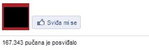 Hrvatski jezik mutirao na Facebooku