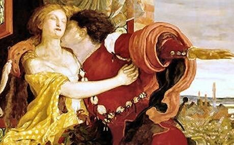 Ljubavni parovi kojima su književnici zapisali nesretnu sudbinu