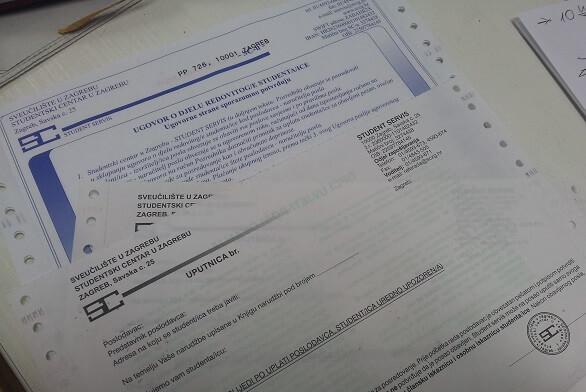 Nekim studentima već je naplaćen porez za rad preko studentskog ugovora