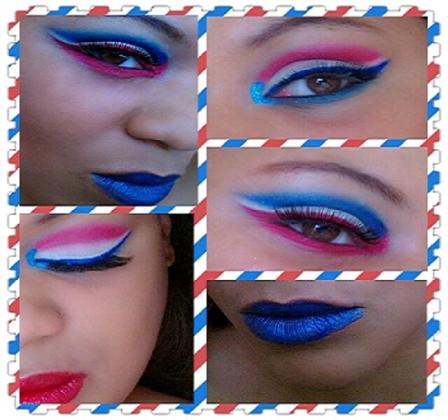 Make up za prave navijačice!