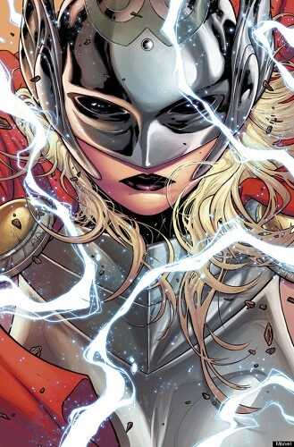Marvel Thoru donio veliku promjenu: Postaje žena