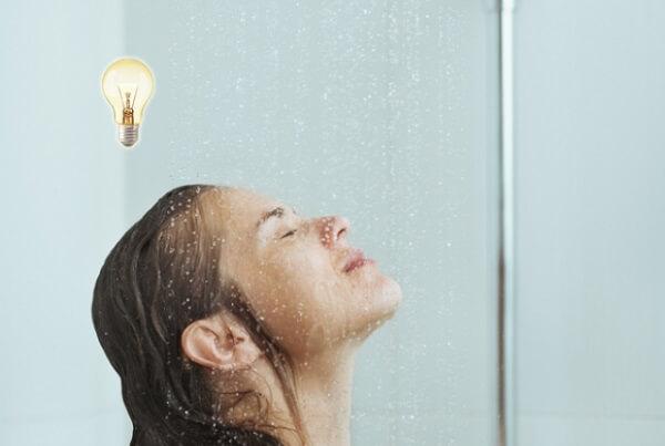 Otkriveno zašto najbolje ideje dobivate pod tušem