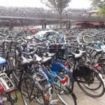 biciklistički parkinzi na dva kata