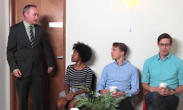 Video: Kako bi izgledali razgovori za posao kad nitko ne bi lagao