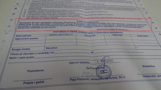 U izradi zakon o studentskom radu: Ministarstvo otkrilo o kojim se promjenama raspravlja