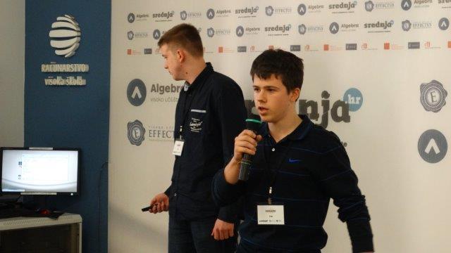 Srednjoškolski dvojac iz Siska aplikacijom olakšava planiranje i organizaciju poslovnih projekata