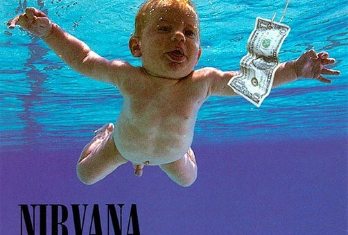 Foto: Beba s Nirvaninog albuma sada 22-godišnji student