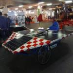 Tri škole su izložile svoje solarne automobile/ Foto: Ivan Božić|srednja.hr