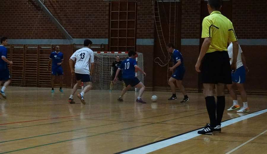 [Sveučilišna futsal liga] VERN Rudarima pobjednički gol zabio tri sekunde prije kraja!