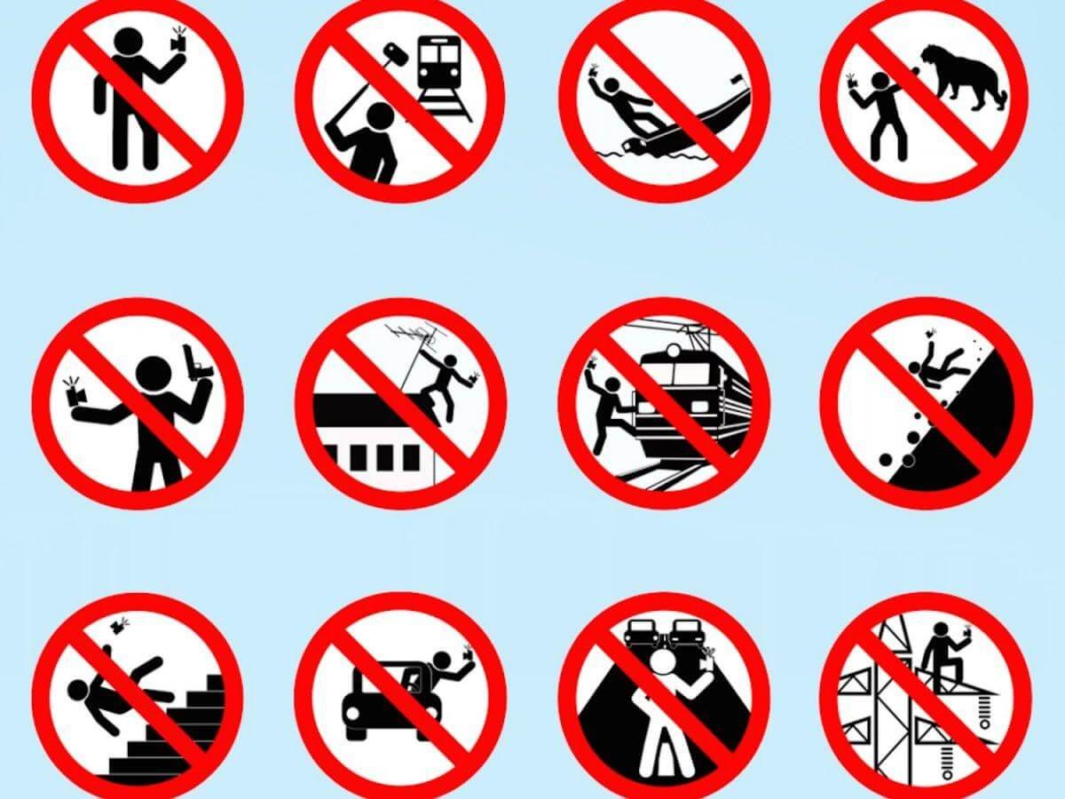 Tragični podaci o smrtnim slučajevima uzrokovanim selfijima