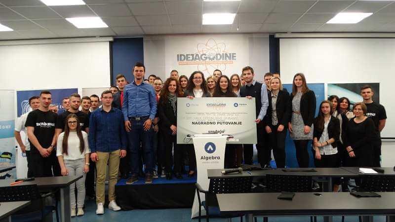 Održano završno natjecanje: Ekipa iz Buja najbolja među finalistima dosad najjače 'Ideje godine'