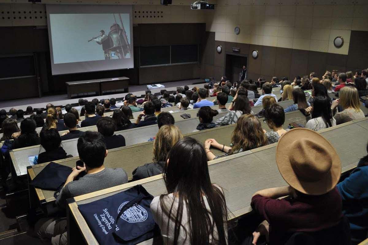 Studenti iz cijelog svijeta stigli u Zagreb na razmjenu