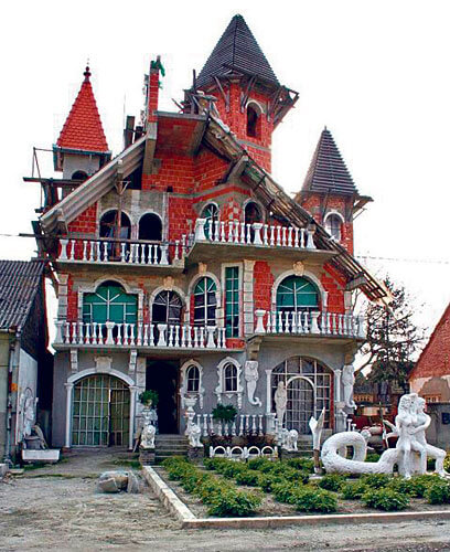 Nova hit stranica na Facebooku: Croatian Ugly Houses