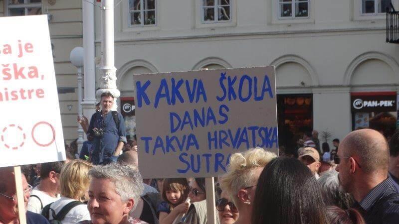Netočno je da Hrvatska ima višak visokoobrazovanih, kako je tvrdila bivša ministrica Šikić