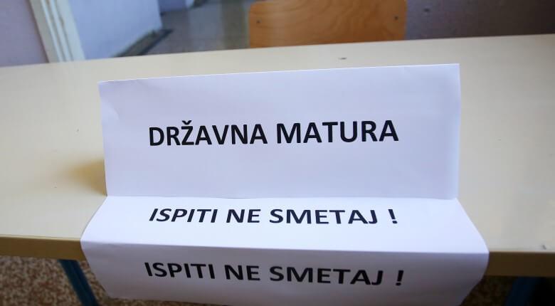 Objavljeni ispitni katalozi za državnu maturu 2016./2017. godine