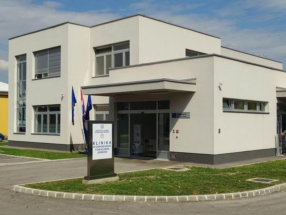 [FOTOGALERIJA] U sklopu Veterinarskog fakulteta otvorena Klinika za zarazne bolesti