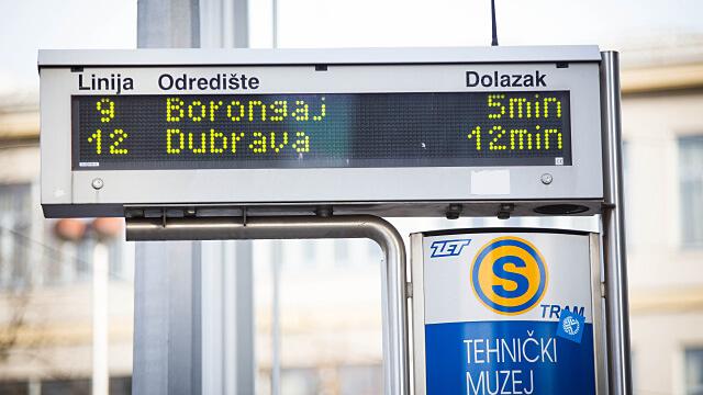 ZET uveo još dvije tramvajske linije: Evo što je s onima koji su tijekom obustave imali plaćen pokaz