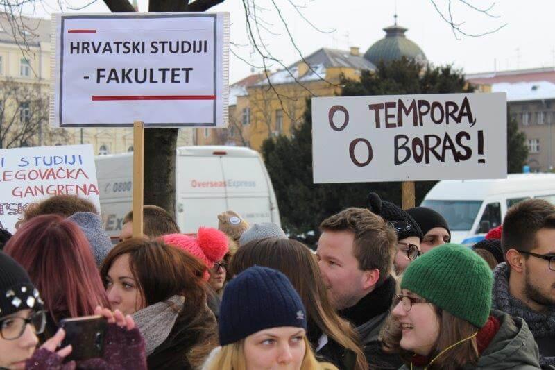 Povjerenik Hrvatskih studija Labaš podnio ostavku zbog ukidanja filozofije