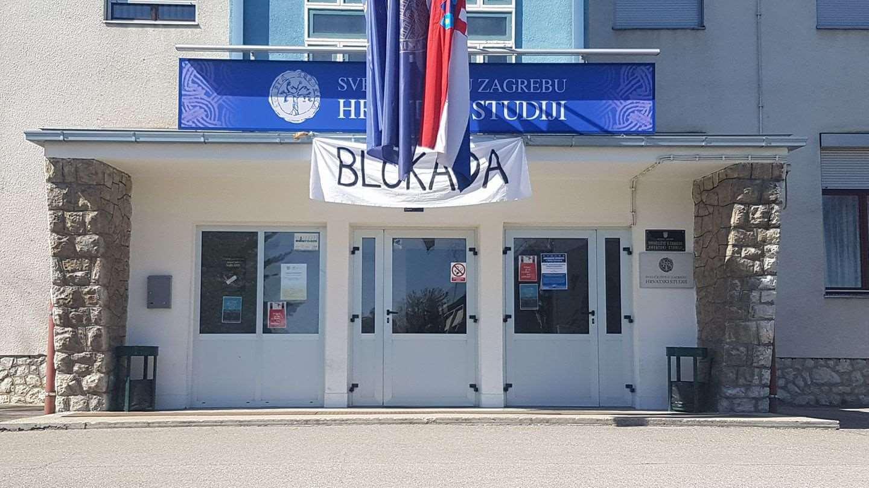 Hrvatski studiji bez potvrđene dopusnice za rad već godinu i pol? MZO: 'Pravni status HS-a nije u skladu s propisima'