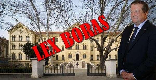 Izmjene Zakona o znanosti 'Lex Boras': Ozakonjivanje nezakonitih odluka i protjerivanje mladih znanstvenika