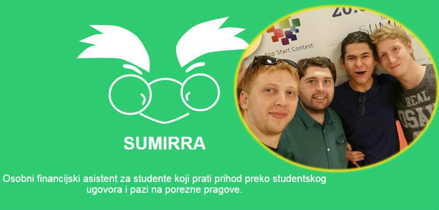 Studenti osmislili aplikaciju koja pazi na ograničenja zarada preko studentskih ugovora