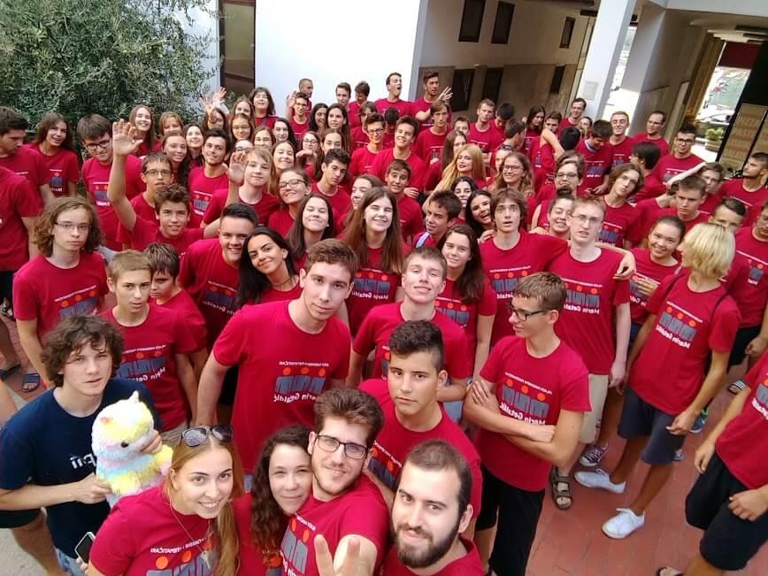 Predstavljamo vam mlade nadarene matematičare Marin Getaldić koji pripremaju naše učenike za velika natjecanja