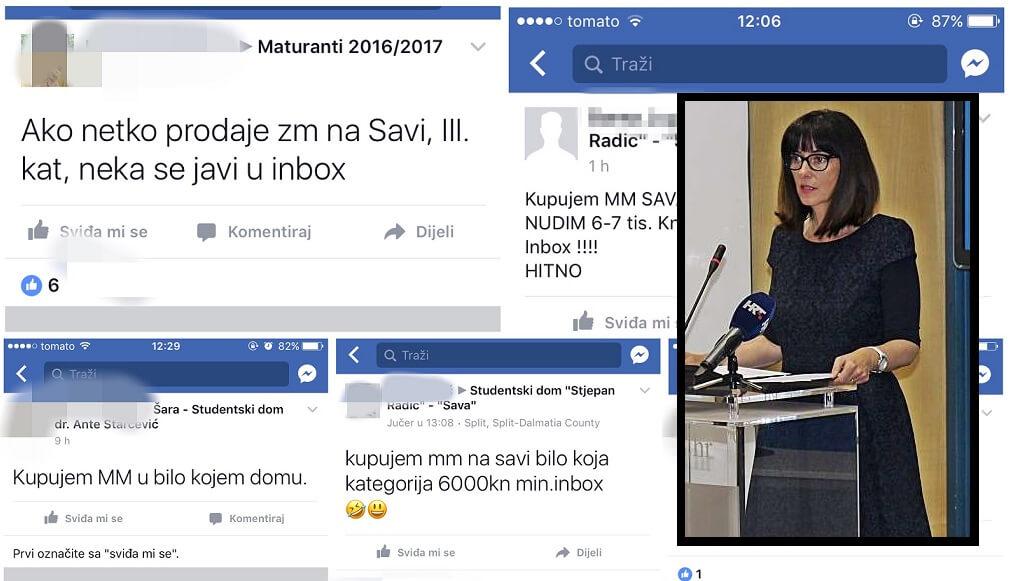 Ministarstvo o kupoprodaji domova: Najoštrije osuđujemo zlouporabu studentskih prava financiranih iz javnih sredstava
