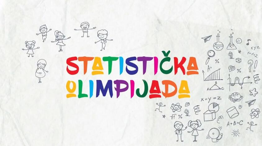Pokažite primjenu znanja iz matematike u stvarnosti i osvojite vrijedne nagrade na Statističkoj olimpijadi 2018.