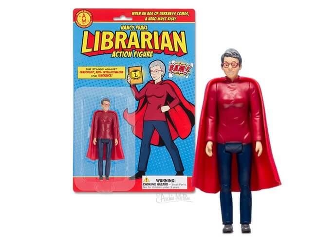 Ako volite superjunake, ova će vam vijest uljepšati dan: Svijet je dobio novu verziju akcijske junakinje čija je moć pismenost