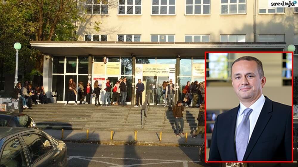 Izmjene na čelu najvećeg fakulteta u državi: Izabran je novi dekan Ekonomskog u Zagrebu