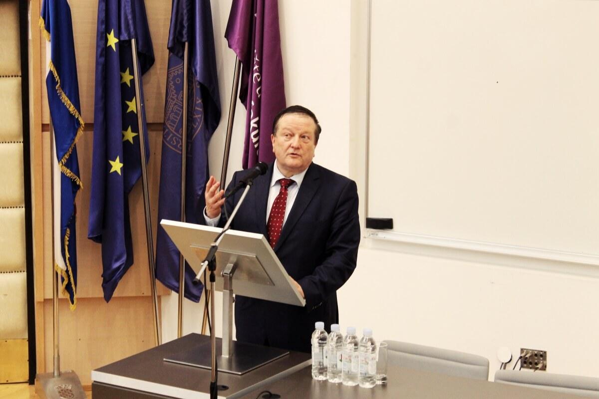 Rektor Boras najavio: Policijska akademija postaje dio Sveučilišta u Zagrebu
