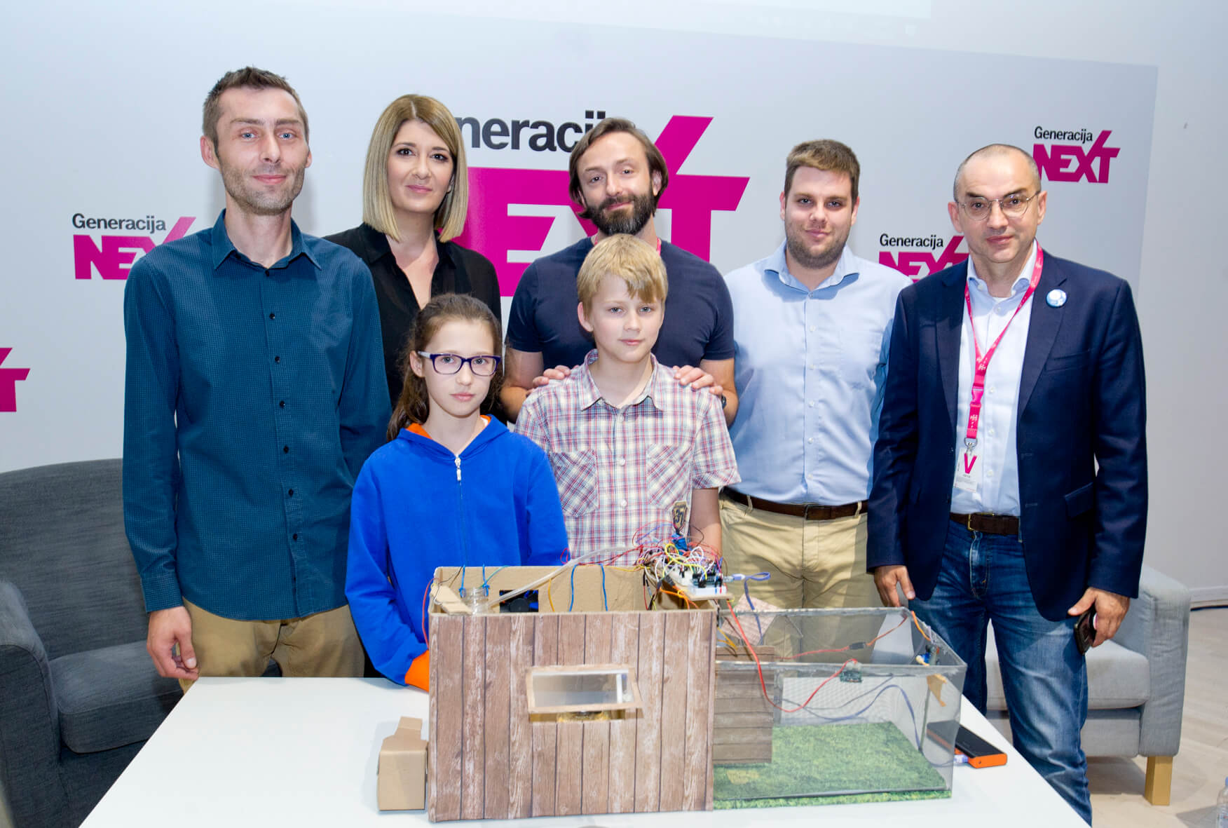 Na natjecanju koje priprema mlade za budućnost najboljima proglašeni automatizirani pilićarnik i interaktivna meteo karta