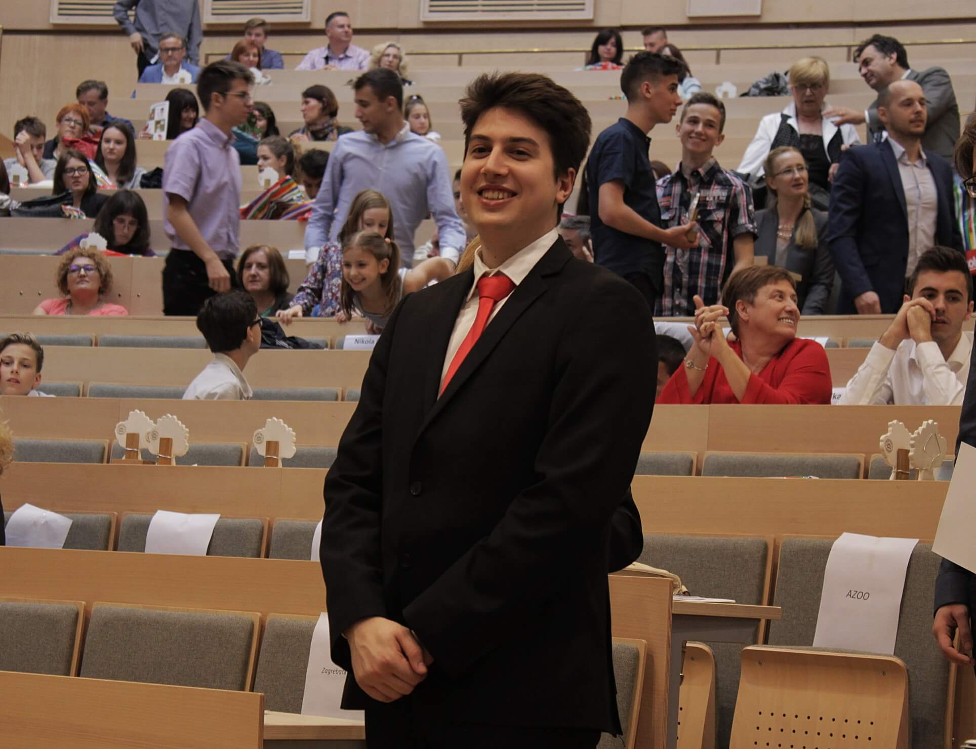 Varaždinac Ilija među najboljim studentima Cambridgea: 'Matura je prelagana, a pragovi preniski'