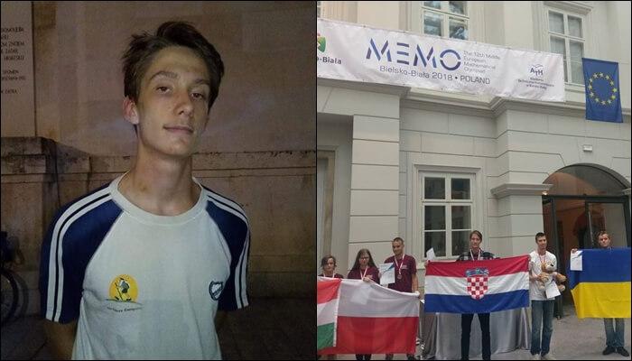 Bio je klinac koji je volio igrati nogomet, a danas je Noel olimpijski prvak iz matematike: 'Društvo i okolina cijene nas vrlo malo'