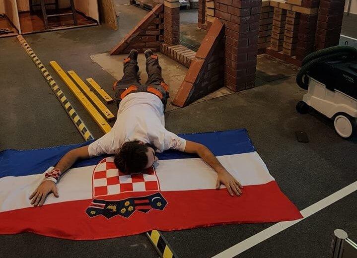 Nakon nogometnog, sada imamo i 'strukovnog Vrsaljka' koji je branio naše boje u Europi