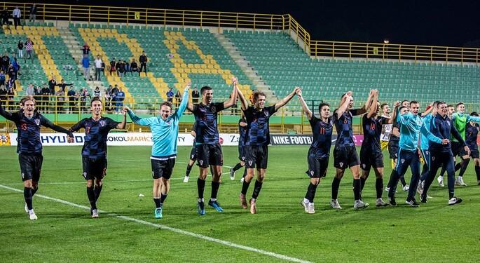 Mladi Vatreni na korak do Eura: Hrvatska reprezentacija fantastičnom igrom svladala dugo neporaženu Grčku