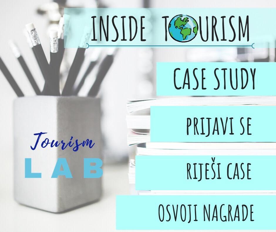 Inside Tourism: Natjecanje na kojem se rješavaju stvarni poslovni slučajevi i ostvaruje suradnja s turističkim poduzećima