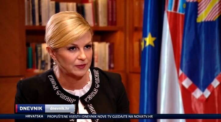 Predsjednica Kolinda Grabar-Kitarović potvrdila da izlazi na studentske izbore