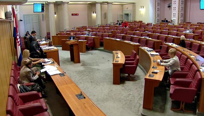 Hoće li o kaosu na zagrebačkom sveučilištu raspravljati i saborski Odbor? Jedna članica to traži