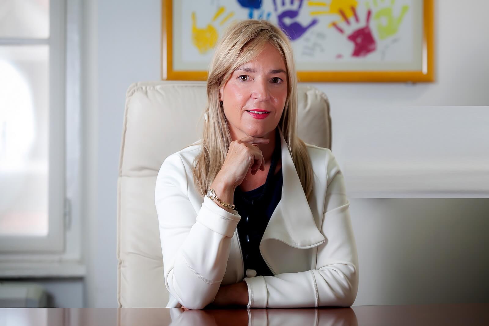 Pravobraniteljica za djecu Helenca Pirnat Dragičević