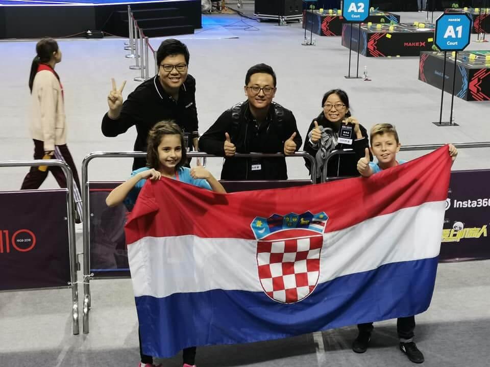 Mali genijalci: Đakovački školarci ušli u finale svjetskog natjecanja u robotici