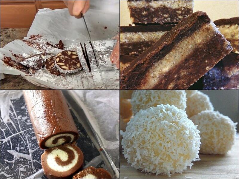 Gotovi u par minuta: Donosimo recepte božićnih kolača za koje ne trebate pećnicu