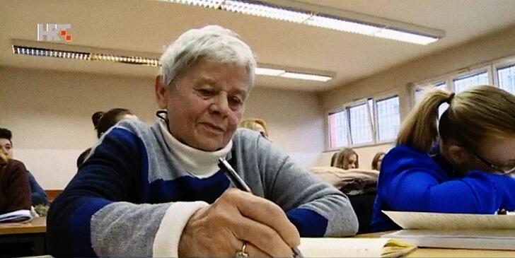 Brucošica zagrebačkog faksa postala sa 70 godina, a muči ju isti problem kao i većinu studenata
